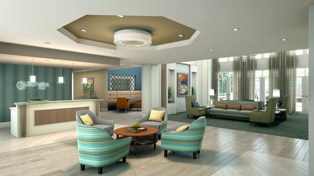 Sonata West Independent Living and Assisted Living