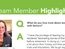 National Assisted Living Week Testimonials from Sonata Senior Living Team Members