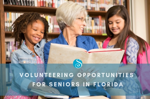 Volunteer Opportunities and Ideas for Seniors in Florida