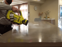 Enhanced Disinfection Measures in Senior Living