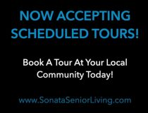 Now Accepting Scheduled Tours